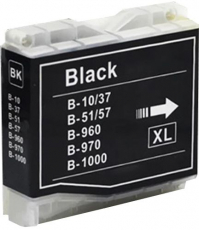 Brother DCP-350C deltalabs Druckerpatrone schwarz