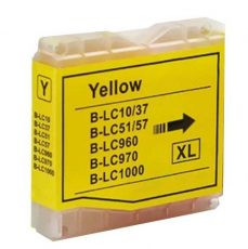 Brother DCP-357C deltalabs Druckerpatrone yellow
