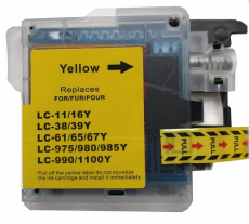 Brother MFC-290C deltalabs Druckerpatrone yellow