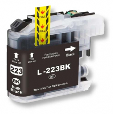 deltalabs Druckerpatrone schwarz für Brother DCP-J4120DW