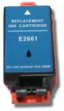 deltalabs Tintenpatrone schwarz für Epson Workforce WF-100W