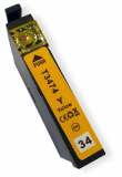deltalabs Tintenpatronen Komplettset für Epson Stylus SX200
