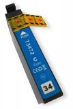deltalabs Tintenpatronen Komplettset für Epson Stylus SX210