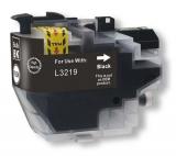deltalabs Druckerpatrone schwarz ersetzt Brother LC3219XLBK