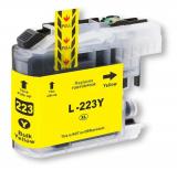 Reinigungspatrone schwarz ersetzt Brother LC223