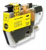 deltalabs Druckerpatrone yellow ersetzt Brother LC3213y