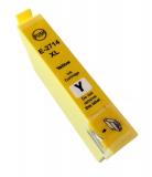 deltalabs Druckerpatrone XL yellow für Epson Workforce WF-7210 DTW