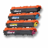 Rainbowkit (Komplettset 4 Toner) für Brother MFC 9142 CDN