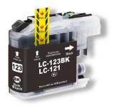 deltalabs Druckerpatrone schwarz für Brother MFC-J4610DW
