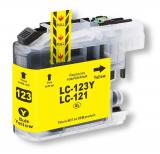 deltalabs Druckerpatrone yellow für Brother MFC-J870DW