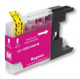 deltalabs Druckerpatrone magenta für Brother MFC-J5910DW