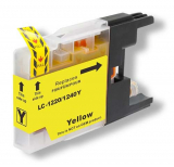deltalabs Druckerpatrone yellow für Brother MFC-J5910DW