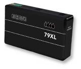 deltalabs Tintenpatrone schwarz für Epson Workforce Pro WF-5190 DW