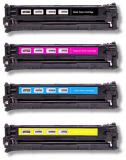 deltalabs Toner Rainbowkit für HP Color Laserjet CM 1312