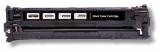 deltalabs Toner schwarz für HP Color Laserjet CP 1215