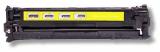 1m USB auf MicroUSB Nylon Kabel gelb