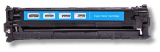 deltalabs Toner cyan für HP Color Laserjet CP 1214