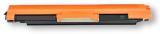 deltalabs Toner schwarz für HP Color Laserjet pro MFP M 177fw