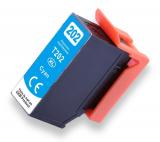 deltalabs Druckerpatrone cyan XL für Epson Expression Premium XP-6000