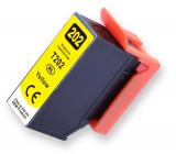 deltalabs Druckerpatrone yellow XL für Epson Expression Premium XP-6005