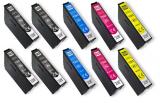 deltalabs Tintenpatronen Komplettset für Epson Expression Home XP-5100