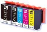 Komplettset deltalabs Tintenpatronen für Epson Expression Premium XP-6100
