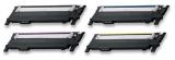 deltalabs Toner Komplettset für Samsung CLX 3300