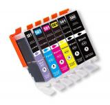 deltalabs Toner Komplettset für Samsung CLP 310