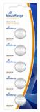 MediaRange Lithium Knopfzellen, CR1620|3V, 5er Pack