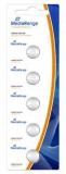MediaRange Lithium Knopfzellen, CR1220|3V, 5er Pack