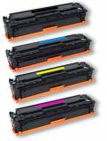 HP Color Laserjet CP 2025 deltalabsToner Komplettset