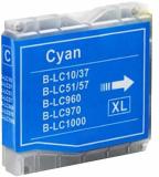 Brother DCP-540CN deltalabs Druckerpatrone cyan