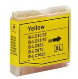 Brother DCP-135C deltalabs Druckerpatrone yellow