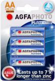 AGFAPHOTO 4ER PACK LR6 Batterien AA