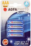 AGFAPHOTO 4ER PACK LR03 Batterien AAA