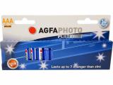 AGFAPHOTO 10ER PACK LR03 Batterien AAA
