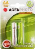 AGFAPHOTO 2er Pack NiMHAccu AA 2300mAh
