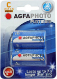 AGFAPHOTO Baby C Batterien 2er Pack LR14