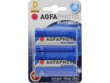 AGFAPHOTO Mono D Batterien 2er Pack LR20