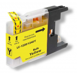 Brother DCP J525W deltalabs Druckerpatrone yellow
