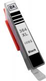 HP 364XL kompatible deltalabs Druckerpatrone photoschwarz