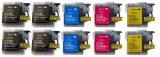 Kompatible Tintenpatrone schwarz für Epson Stylus SX-200