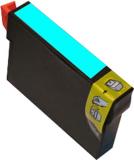 deltalabs Druckerpatrone cyan ersetzt Epson TO802
