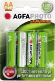 AGFAPHOTO 4er Pack NiMHAccu AA 2300mAh