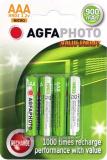 AGFAPHOTO 2er Pack NiMHAccu AAA 900mAh