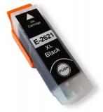 deltalabs Tintenpatrone schwarz für Epson Expression Premium XP-810