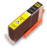 deltalabs Druckerpatrone yellow für Canon Pixma MG-6650