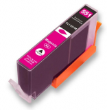deltalabs Druckerpatrone magenta für Canon Pixma MG-5655
