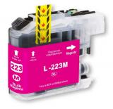 deltalabs Druckerpatrone magenta für Brother MFC-J4420DW