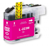 deltalabs Druckerpatrone magenta für Brother MFC-J4620DW